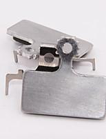 Frenos de bicicletas y piezas(plateado,sintético / aluminio / Aluminio 6061) -Bremsbelag