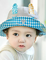 Kid's Cute Cool Bucket Hat(2-5Years Old),Red/Pink/Blue/Yellow/Navy Blue