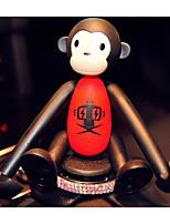 Monkey Car Perfume Seat - Car Mobile Phone Rack Car Perfume Car With Perfume Car Phone Branch