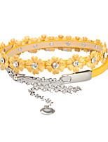 Women PU Chain,Fashionable Jewelry / Cute Alloy Spring / Summer / Fall