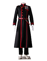 Inspired by D.Gray-man Kanda Yuu Anime Cosplay Costumes Cosplay Suits