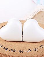 Ceramic Practical Favors-2 Kitchen Tools Fairytale Theme / Rustic Theme white Bridal Ribbons