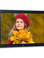 15 Inch HD 16:9 High-Resolution 1200*800 Electronic Album Photo / Music(Mp3...) / Video (Movie..) Digital Photo Frame