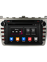 ownice C300 quad core android 4,4 8 tommers 1024 * 600 bil dvd spiller gps for mazda 6 ruiyi ultra