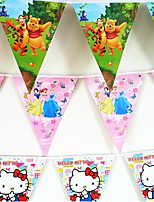 Birthday Party Accessories-1Piece/Set Costume Accessories Tag Hard Card Paper Rustic Theme Other Non-personalised