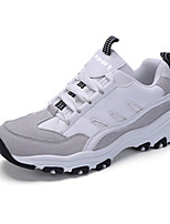 Women's Sneakers Spring / Summer / Fall / Winter Round Toe PU Athletic / Casual Flat Heel Others / Lace-up