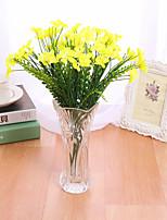 Hi-Q 1Pc Decorative Flower  Miraflor Wedding Home Table Decoration Artificial Flowers