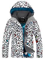 vêtements gsou de ski de neige sommets thermiques chaudes coupe-vent / matériaux légers