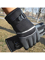 Men'S Winter Thick Warm Gloves Outdoor Sports Cycling Motorcycle Riding Gloves Slip