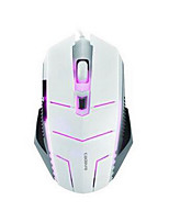 Katie Wei V20 Extremely Quick Man Dazzle Light 6 D Game Strong Grip Feels Dye-In-The-Wood Wired Mouse Mouse Control