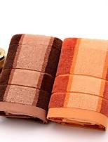 Essuie-mains-Fil teint- en100% Coton-34*75cm(13*29