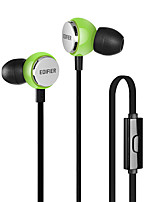 Edifier® H293P Earbuds (In Ear) Eearphone For Media Player/Tablet / Mobile Phone / Computer With Microphone