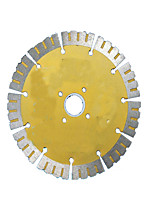 158 × 25.4 × 2.2 Dry Stone Cutting Saw Blade Outer Diameter: 158 (mm), Inner Diameter: 25.4 (mm)