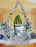 Polietileno Decoraciones de la boda-1Piece / Set Adornos Navidad Tema Clásico Blanco Primavera / Verano / Otoño / Invierno Personalizado
