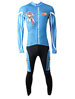 Sports Bike/Cycling Clothing Sets/Suits Men's Long SleeveHigh Breathability (>15,001g) / Wearable / Ultra Light Fabric /