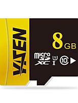 8gb uhs-Yi Sen i u1 / classe 10 microSD / microSDHC / microSDXC / tfmax lire speed80 (mb / s)