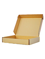 Yellow Color Other Material Packaging & Shipping Packing Cartons A Pack of Twenty Five