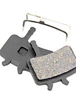 Frenos de bicicletas y piezas(Negro,acero / sintético) -Bremsbelag