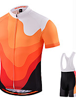 Sports Cycling Tops Women's Bike Breathable / Wearable / Comfortable Long Sleeve Polyester / Terylene Classic