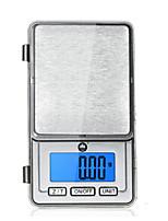 электронные ювелирные весы (диапазон взвешивания: 100 г / 0,01 г, серебристая)