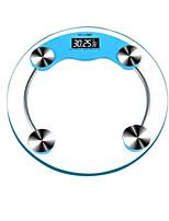 прозрачный электронный вес scalemaximum шкала 150kg большой 330 электроники синий