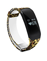H5 Smart Bracelet Smartband Heart Rate Monitor Smart Band OLED Wristband Fitness Tracker