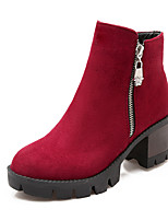 Women's Boots Winter Platform / Riding Boots / Fashion Boots / Bootie / Comfort / Combat Boots / Leatherette