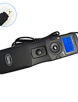 sidande® 7105 lcd Zeitraffer intervalometer Fernbedienung Timer Auslöser für Nikon D80 / D70s