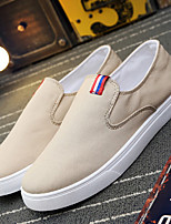 Men's Loafers & Slip-Ons Summer Comfort / Round Toe Microfibre Outdoor / Casual Flat Heel Others Others