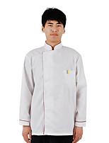 весной и осенью с длинными рукавами отель кухня ресторана кухня одежды набор инструментов форма, белый