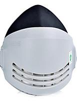 alta eficiencia de la protección cómoda de polvo de goma máscara a prueba de la mitad