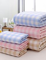 Serviette de bain-Fil teint- en100% Coton-70*140cm(27*55