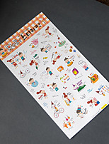 Baby Shower 1pc Stickers