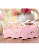 1 Piece/Set Favor Holder-Cubic Card Paper Favor Boxes Non-personalised