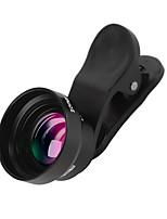 zomei® 17mm avec capuchon métallique pince iphone lense pour iphone / caméra smartphone Android