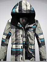 Men Keep Warm Multi-Functional Polyester Fabric Long-Sleeved Jacket Coat