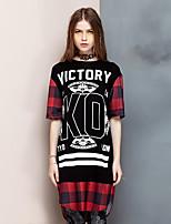 Heart Soul® Women's Round Neck Short Sleeve T Shirt Black-26AD21164