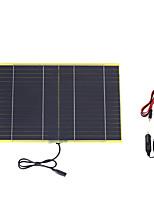 10w 18v портативный монокристаллические солнечные панели автомобиля автомобильный аккумулятор перезаряжаемая зарядное устройство