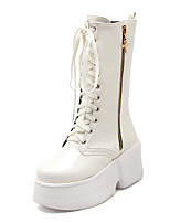 Women's Shoes  Platform / Fashion Boots Boots Outdoor / Office & Career / Casual Platform OthersBlack /  &c-19
