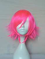 Top  Quality 4 Colors Party Wig Women's Short Straight Synthetic Wigs Hair Cosplay Wigs