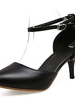 Women's Heels Spring / Summer / Fall Heels / Platform /LeatheretteWedding / Office & Career /