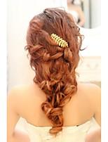 Mujer Aleación / Perla Artificial Celada-Boda / Ocasión especial / CasualBandas de cabeza / Peinetas / Flores / Herramienta para el