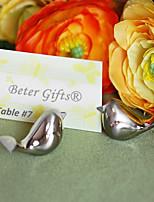 Wedding décor Table Place card holders / Rustic / Silver / Floral / Dove / Bridesmaids / Bachelorette