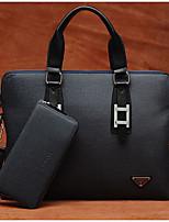 Men PVC Casual / Outdoor Bag Sets