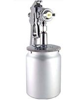5Mpa Distance 250Mm Discharge Amount 450Ml / S Three W-77 Caliber Paint Pot Under The Gun