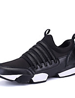Men's Sneakers Spring / Summer / Fall / Winter Round Toe / Flats Cotton Outdoor / Office & Career / Athletic