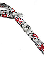 Guitar Strap Leather Strap Printing Electric Guitar Strap