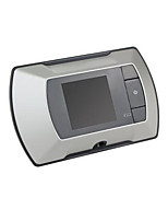 2.4-Inch Simple Electronic Visual Intelligent Electronic Door Mirrors Door Mirror Dedicated Electronic Door Peep Hole