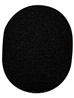 Keqi ®  Black Bamboo Charcoal Super Clean Face and Bath Sponge 1 Piece with Box