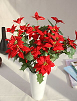 Hi-Q 1Pc Decorative Flowers Wedding  Home Table Decoration Artificial Flowers